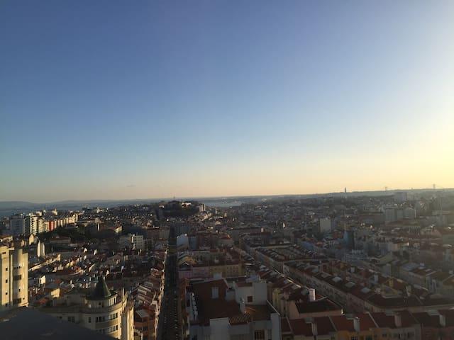 SUITES Areeiro - Lisboa - House