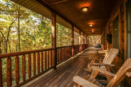 Simple Pleasures Cabin @shenandoahwoods