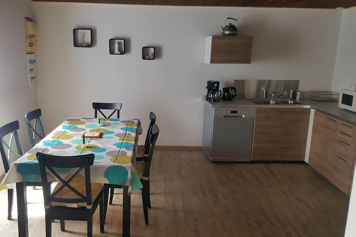 Maison de vacances à ILe Tudy - Île-Tudy - Дом