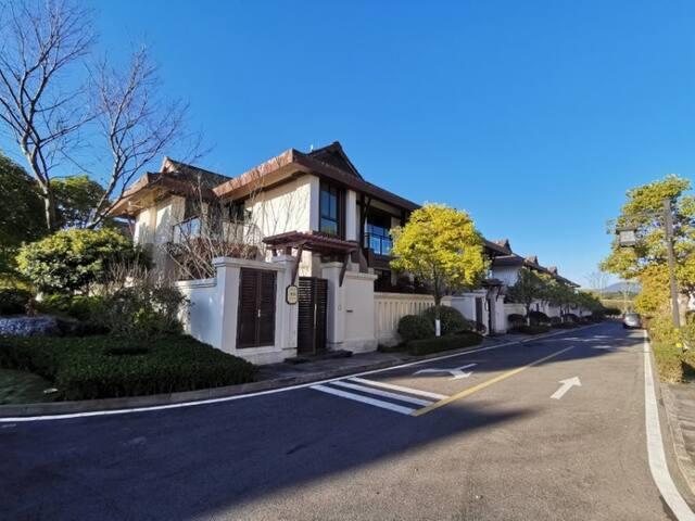 腾冲独栋别墅 高黎贡山脚下 雅居乐原乡Gaoligong Mountain Resort Villa