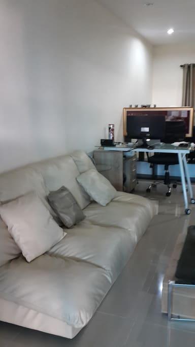 Sofa & Computer table