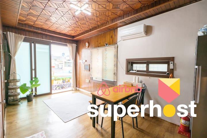 Center of Busan, 317 reviews, 5 stars ★
