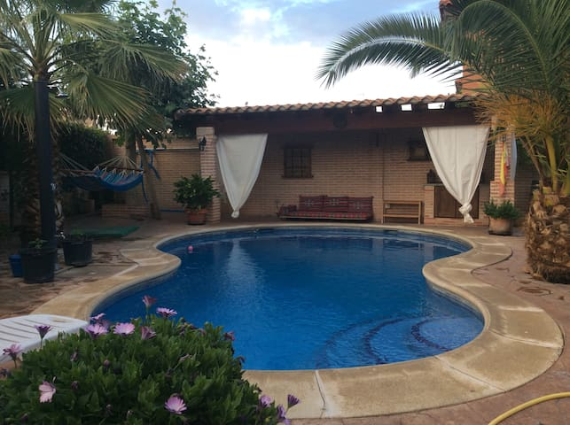 Habitación privada con baño chalet - Cubas de la Sagra - Hus
