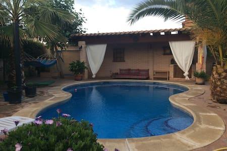 Habitación privada con baño chalet - Cubas de la Sagra