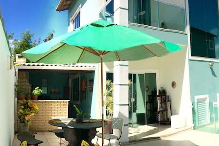 Suite doble en la hermosa y acogedora casa - Cabo Frio - House