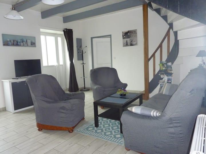 Maison située entre DINAN/DINARD Breizh Mary-Yann