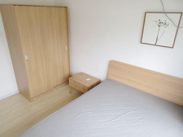 Hardcover full, warm bedroom - Goshen - Apartemen