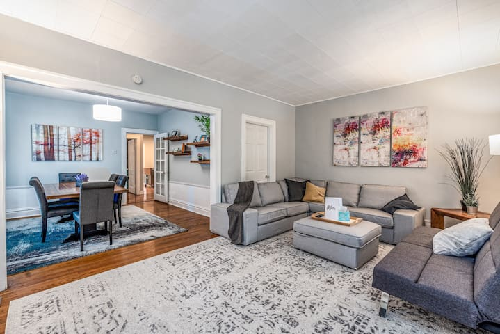 Family Friendly in Safe & Hip Area of Saint Louis