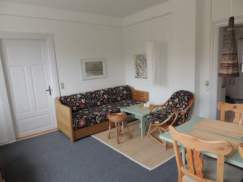 Cosy appartment with garden. 50 m2