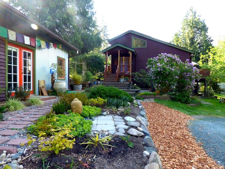 The Haida House S. Whidbey Island