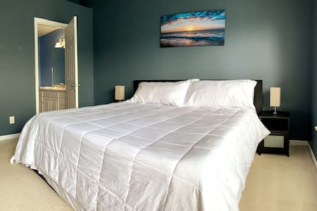 Lovely King Bed Private Bath Close to Beach & Mayo