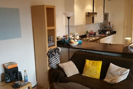 Cheapest flat at the city center - Sofa - Apartment
