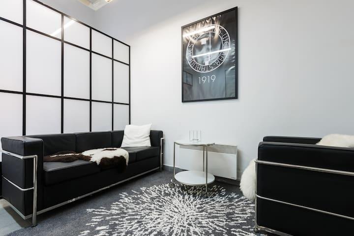 Stylish Studio Near City Center