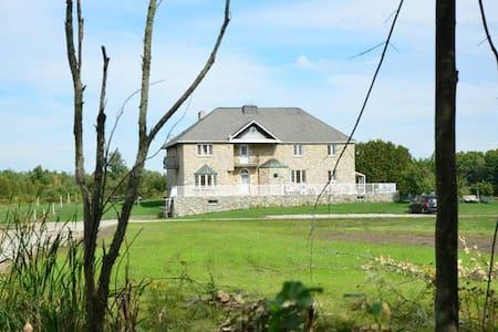 Luxurious Country Estate B&B on 100 Acres - Acton