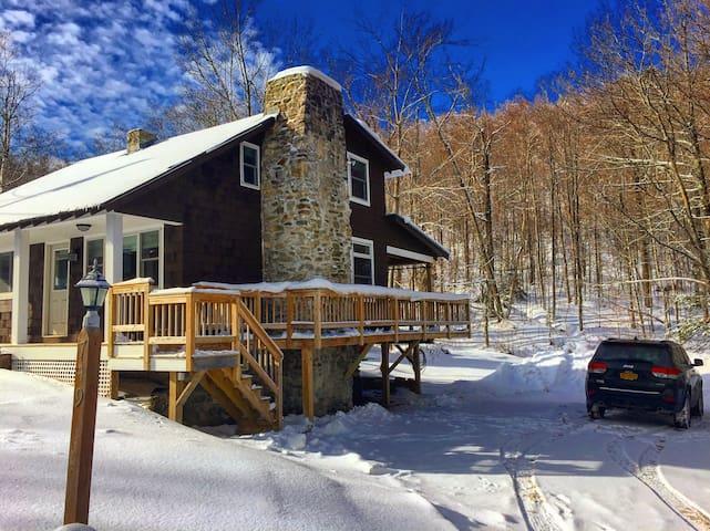 Rustic Stones-Mount Snow/Stratton - Stratton - Casa