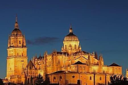 Habitación Céntrica Matrimonio - Salamanca - Apartment