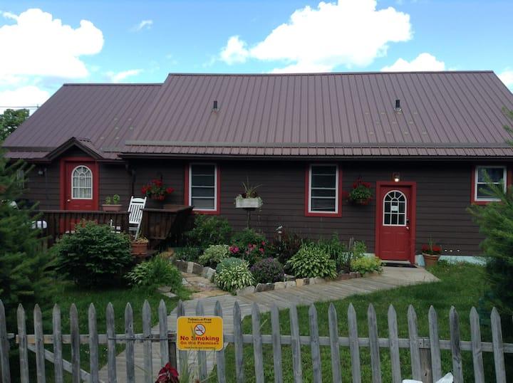Adirondack Abode - Cozy -comfortable -convenient