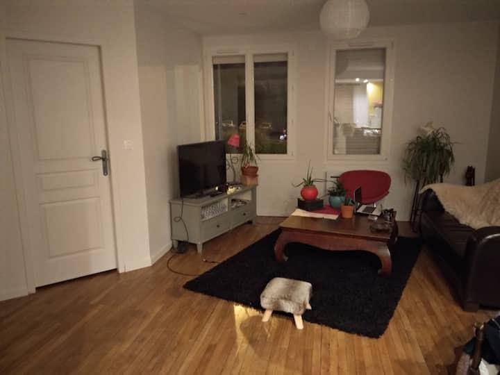 La chambre chez Clem