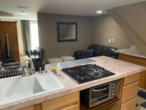 Private Apartment, 5 mins to DC