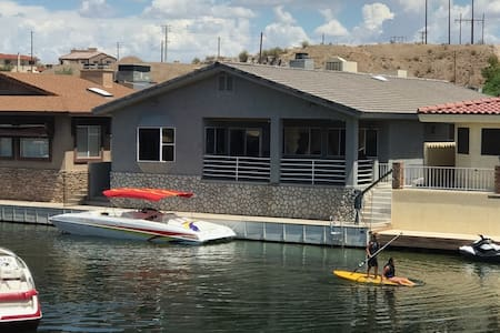 Great home for family vacations on the waterfront
