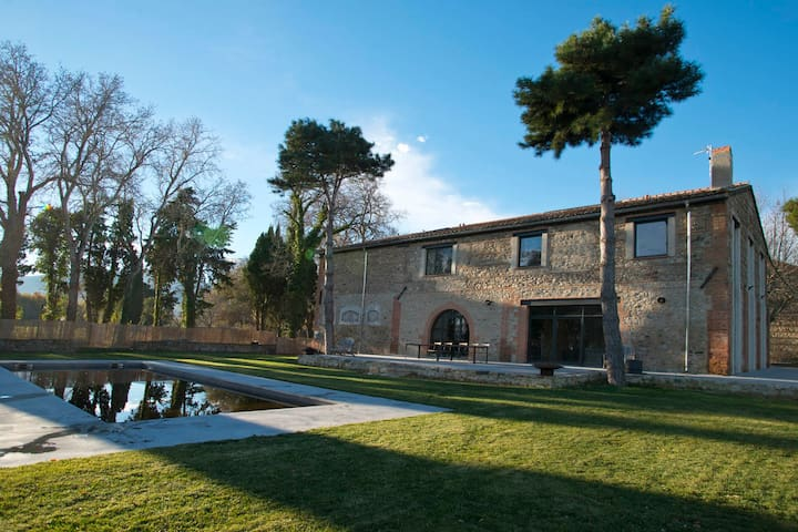 Magnifique Mas entre vignes et vergers - Palau-del-Vidre - House