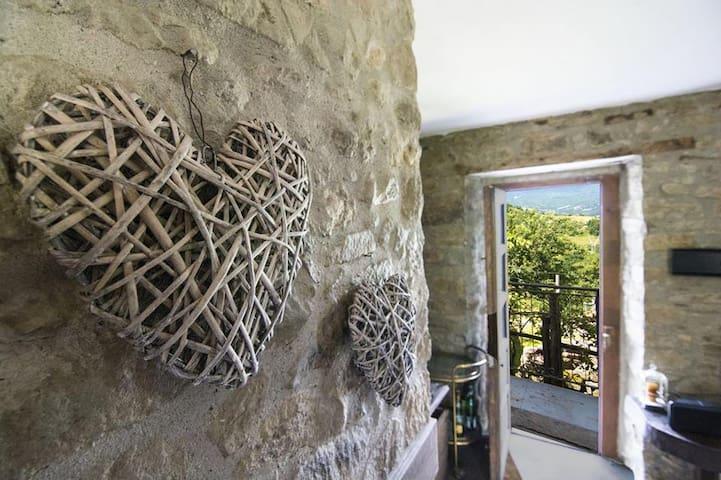La Ca' Della Fonte (Casa) - Buzzò - Rumah