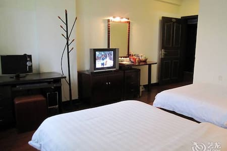 百色酒店的房间。干净卫生不租了。 - 百色市