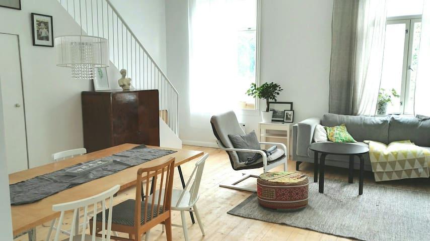 Spacious (110m2)  apartment with sauna - Turku - Flat