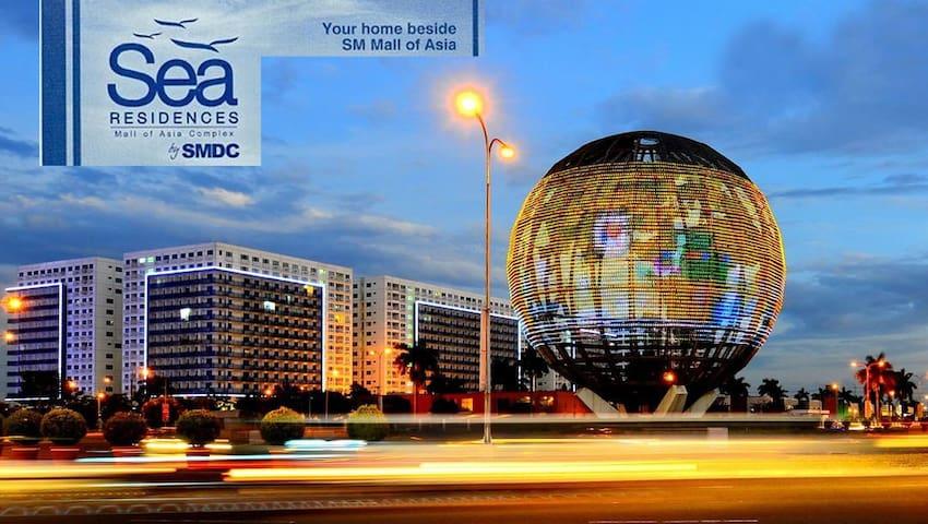 Sea Condo Across MOA - Pasay - Appartement en résidence