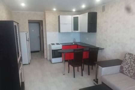 Сдам уютную студию в новом доме