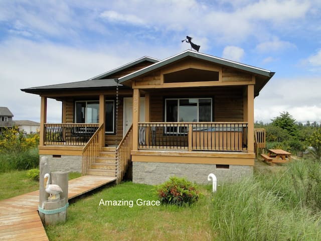 Amazing Grace 4 Bed Beach House