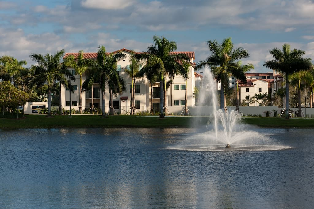 Jefferson Palm Beach 1 Bedroom Apartments For Rent In West Palm Beach Florida United States