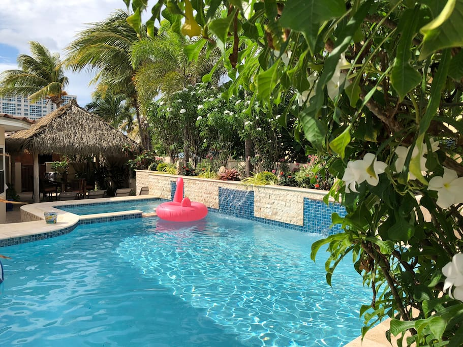 Palm Beach Paradise Villa Aruba