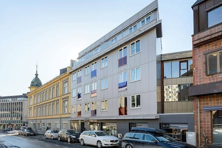 New and central apartment - Lillehammer - Wohnung