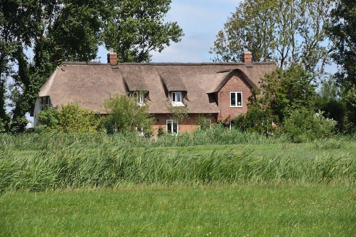 Huus Uelvesbüll - Wohnung Ost