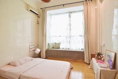 陈村新君悦酒店公寓无印風小房+温馨小阳台 - 佛山市 - Wohnung