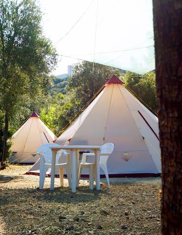 Tesonis tenda  con accesso sul mare - Tertenia - Stan