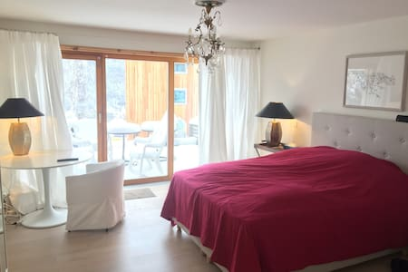 Cosy Studio in top location - Sankt Moritz - Leilighet