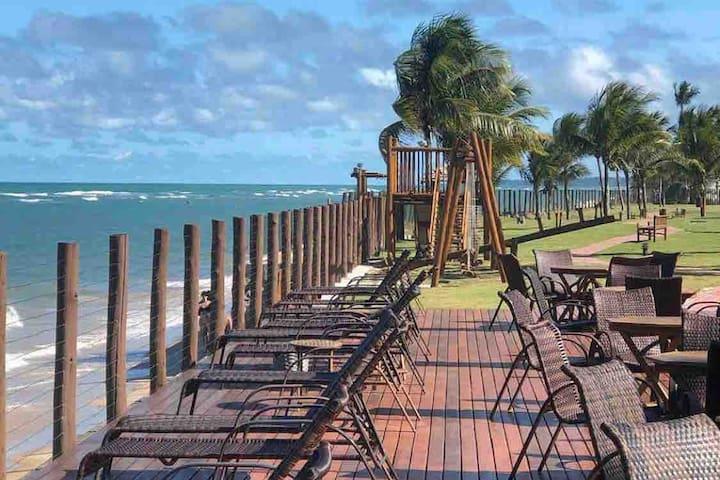 Condomínio Aguas d Ajuda - LUXO - frente mar