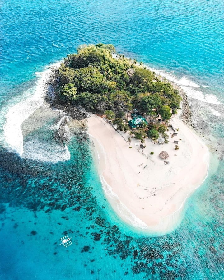 Exclusive Private Island + Brother Island, El Nido