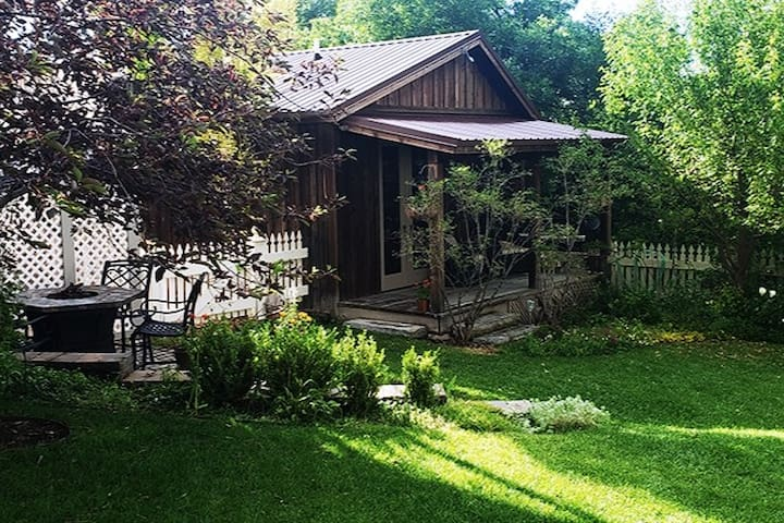 Rank House Cabin