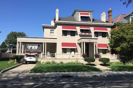 Grand Carriage House Near downtown - Columbus - Talo