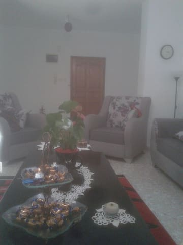 Its a very quiet house, nice garden - Ramallah - Bed & Breakfast