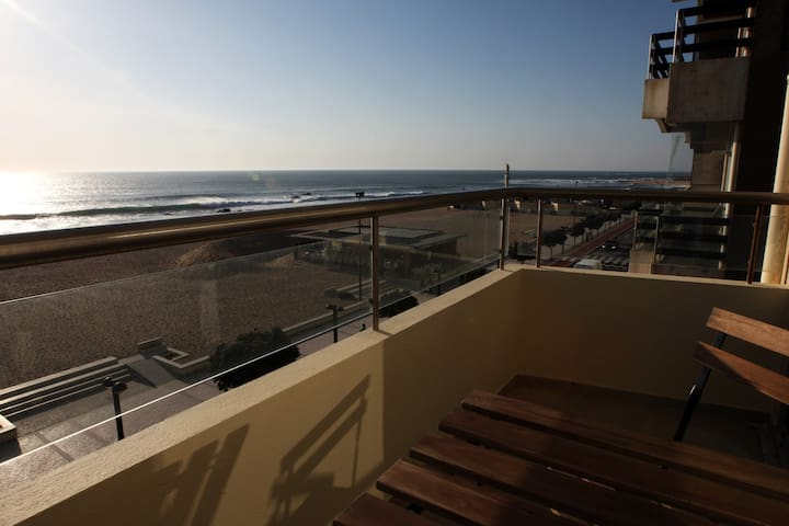 2 bedroom apartment with a view to the ocean - Póvoa de Varzim - Wohnung