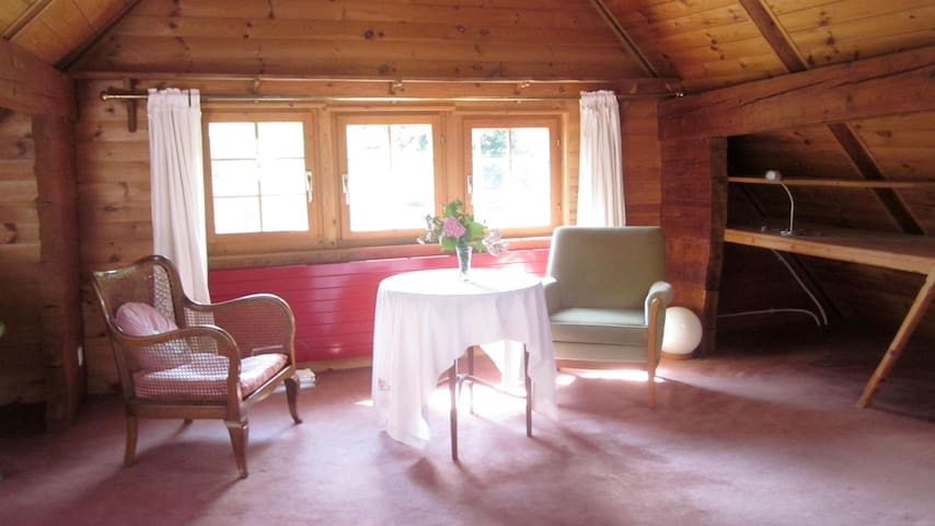 Charming room in traditional Toggenburg house