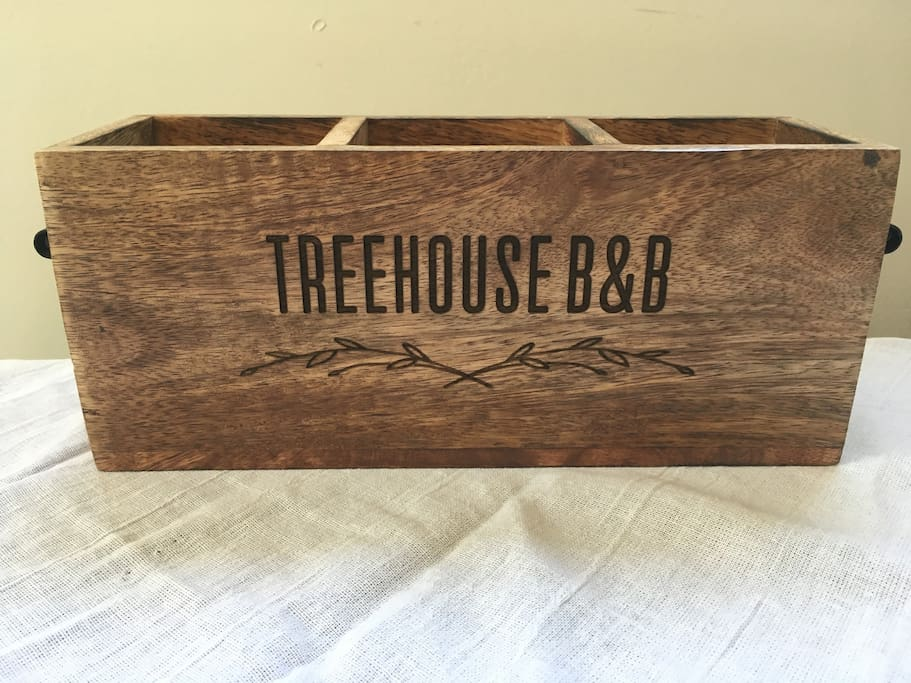 Welcome to the Treehouse Bed & Breakfast