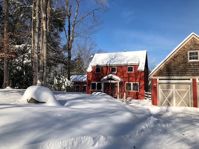 Spend your Holidays in the Berkshires