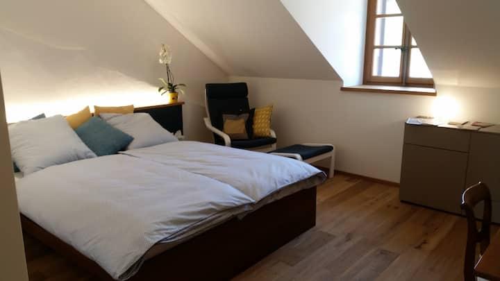 """Aux Trois Soleils"""" very nice double room - Village"""