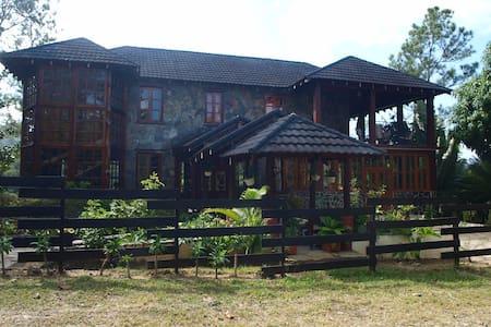 Hermosa Cabaña en Jarabacoa - Jarabacoa