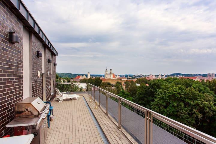 Vilnius Old Town Co-Living + Super Terrace #2
